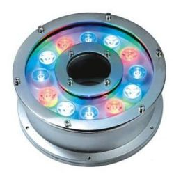 LED Underpool Light 12W DC 24V 1200lm 3000K 120°-Wholesale Price of LED Underpool Light 12W DC 24V 1200lm 3000K 120°
