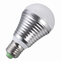 Aluminum Profile E27 3W SMD5050 global led bulb